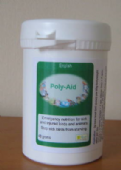 POLY-AID 40g - FOR SICK / INJURED BIRDS - Poly Aid - Birdcare Co.